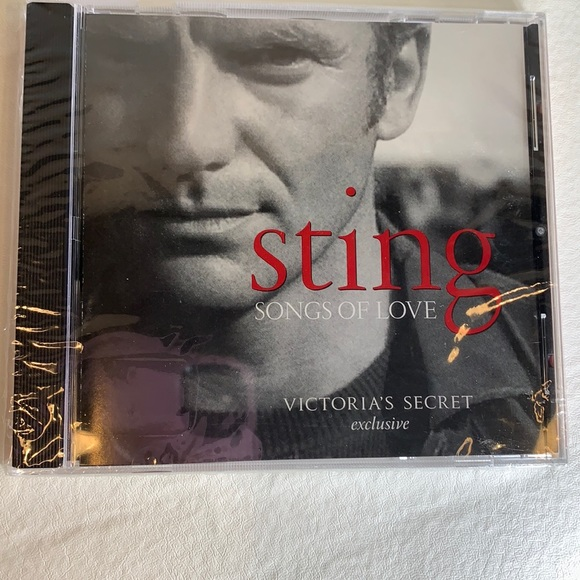 Sting Songs Of Love Victoria's Secret Exclusive